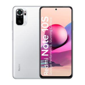 Redmi Note 10S (Frost White, 6GB RAM, 128GB) - Super Amoled Display   64 MP Quad Camera